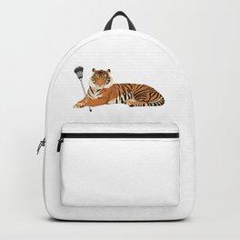 Lacrosse Tiger Backpack