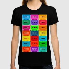 Neon Cassettes T-shirt
