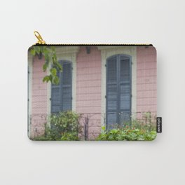 New Orleans Pink Front Porch Carry-All Pouch