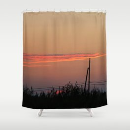 With my Wings comes Freedom Shower Curtain