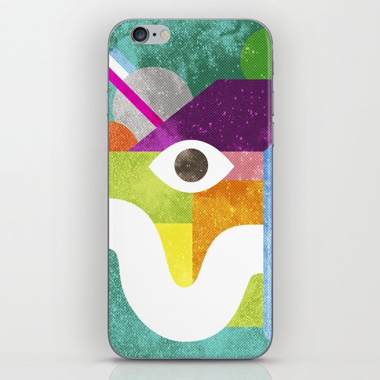 Mythical Float Rate. iPhone & iPod Skin