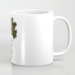 Nature Is My DNA | Tree Roots Forest Earth Day Coffee Mug