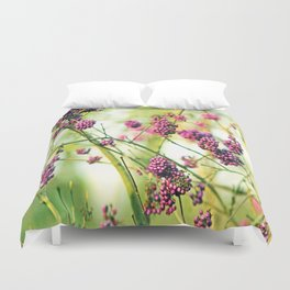 Love Pearls Duvet Cover