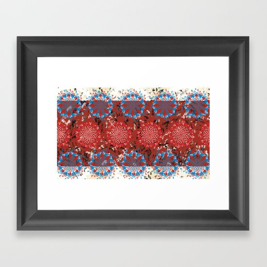 Diaspora 1 Framed Art Print