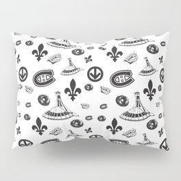montreal pattern Pillow Sham