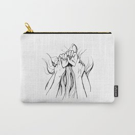 Sex hands Carry-All Pouch