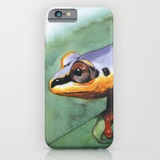 rana del madagascar 2 iPhone 6s Slim Case