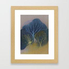 Fairy Story Framed Art Print
