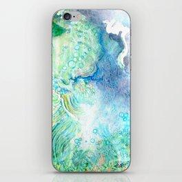 efflorescent #14.1 iPhone Skin