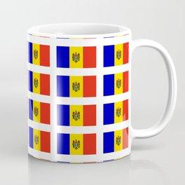 flag of moldova-moldavia,moldovan,moldoveneasca,romana,romanian,chisinau Coffee Mug