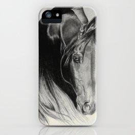 Arabian Mare iPhone Case