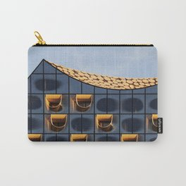 Elbphilharmonie Sunset Carry-All Pouch