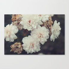 Flowery Bundle Canvas Print