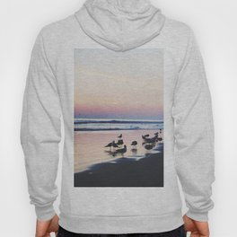 Sunrise on Daytona Beach Hoody