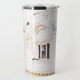 Paris Rooftops Watercolor Travel Mug