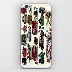 On Our Way. iPhone & iPod Skin
