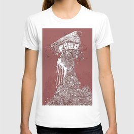 Tower of Cages T-shirt
