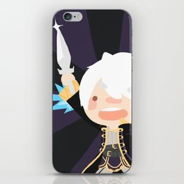 (SSB) LET'S TIP THE SCALES iPhone Skin