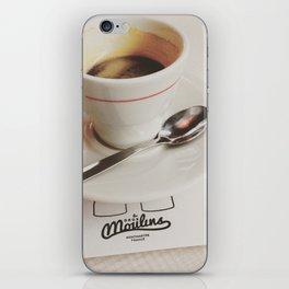 Amélie café. iPhone Skin