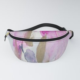 Wonderful Watercolor Fanny Pack