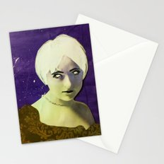Victorian Purple Stationery Cards