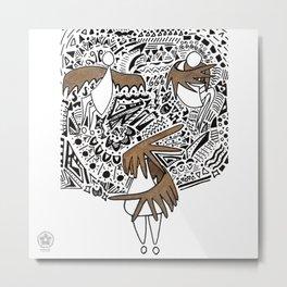 Angelis Metal Print