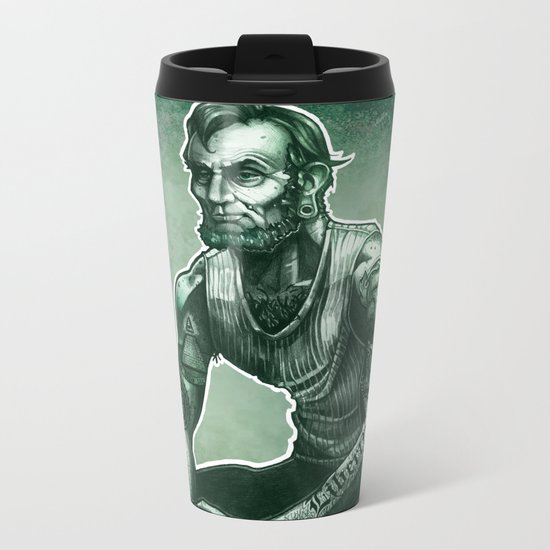 I got $5 on it Metal Travel Mug