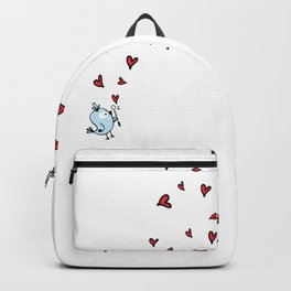 Love is in the air Backpack