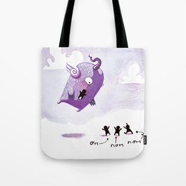 People Eater Tote Bag