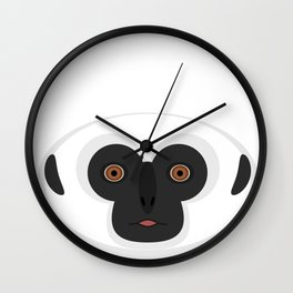The Gibbon Wall Clock