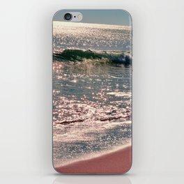 Sparkle Morning Sea iPhone Skin