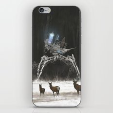 1920 - stranger in the wood iPhone & iPod Skin