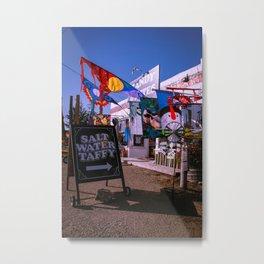 Candy and Kites in Bodega Bay Metal Print