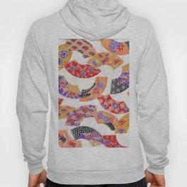 Oriental pattern Hoody