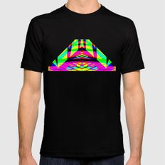 Kuhlide Black Mens Fitted Tee SMALL