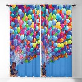 Balloon Blackout Curtain