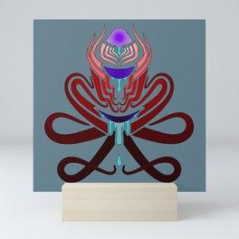 Tiers Mini Art Print