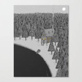 'Isolation' Canvas Print