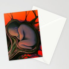 Cover Art, Bad Blood Stationery Cards