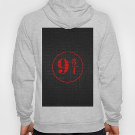 platfrom on the wall Hoody