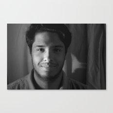 Prince Charming Smile Canvas Print