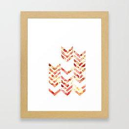 Yes, Pizza Framed Art Print