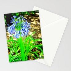 PurpleFlowers2 Stationery Cards