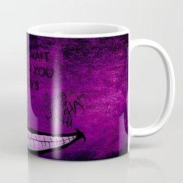 Mr. J is back Coffee Mug