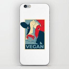 Vegan iPhone Skin
