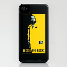 The One Who Knocks iPhone (4, 4s) Slim Case