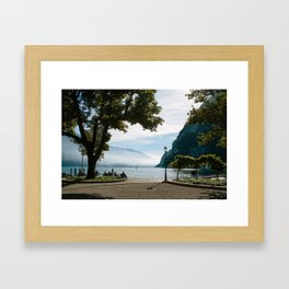 beautiful nature 2 Framed Art Print