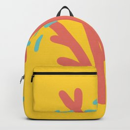 Coral Series:Fantasy Fan Backpack