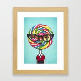 Sucka Framed Art Print