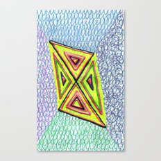 JaJa's Kite Canvas Print